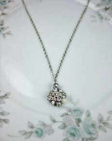 Everything Angelic Frankie Necklace - n349 Wedding Necklace photo