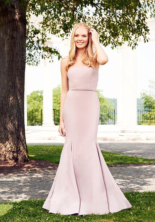 Bari Jay Bridesmaids 2015 Strapless Bridesmaid Dress