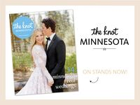 The Knot Minnesota regional magazine