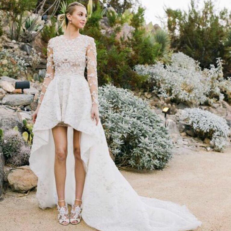 Whitney Port Wedding Dress