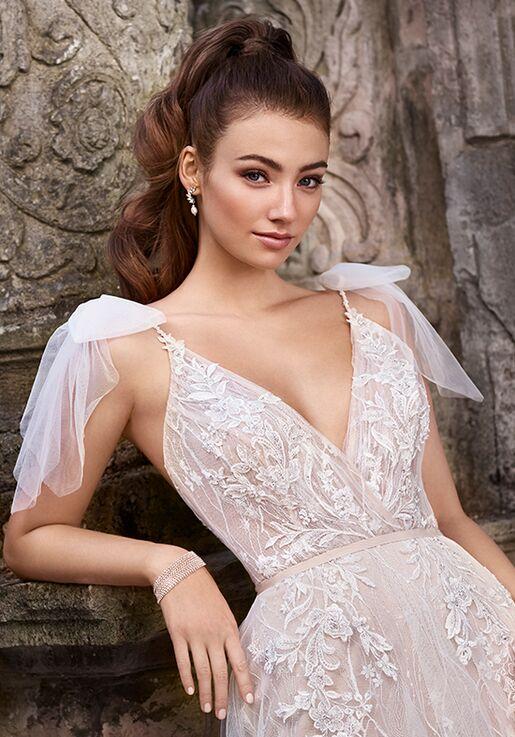 828cba80b99 Martin Thornburg a Mon Cheri Collection 119267 Moira A-Line Wedding Dress