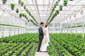 Rustic Wilson Farm Wedding