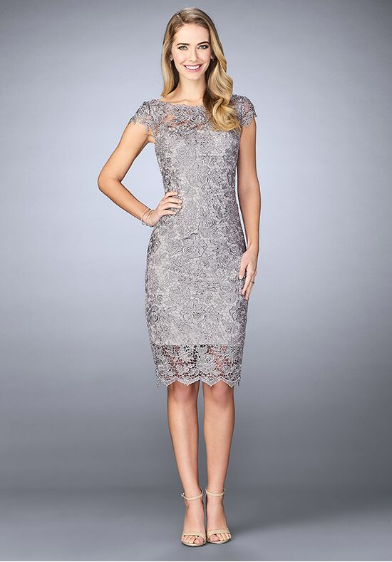 La Femme Evening 24861 Mother Of The Bride Dress The Knot