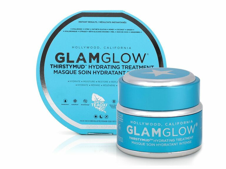 GlamGlow ThirstyMud hyrdating face mask