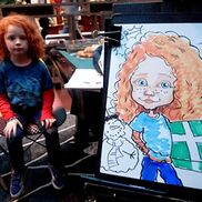 Stamford, CT Caricaturist | I Luv A Party!!! Caricaturist