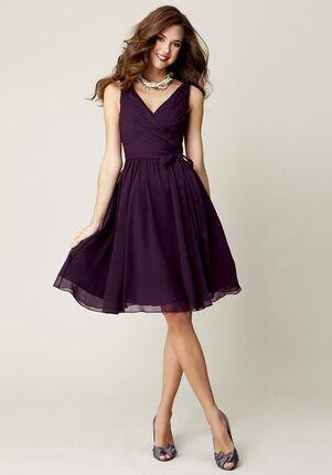 Kennedy Blue Chloe V-Neck Bridesmaid Dress