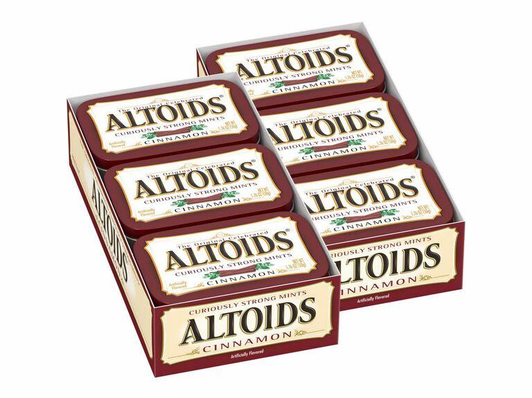 cinnamon altoid mints