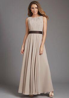 Allure Bridesmaids 1358 Halter Bridesmaid Dress