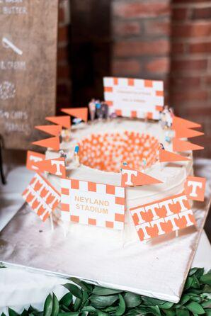 University of Tennessee Groom's Cake
