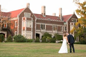 Historic Waveny House Wedding