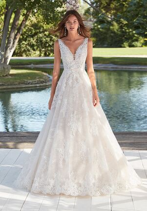 Aire Barcelona CELES Ball Gown Wedding Dress