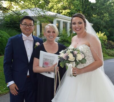 The Wedding ProOfficiant - Kathy Gracenin