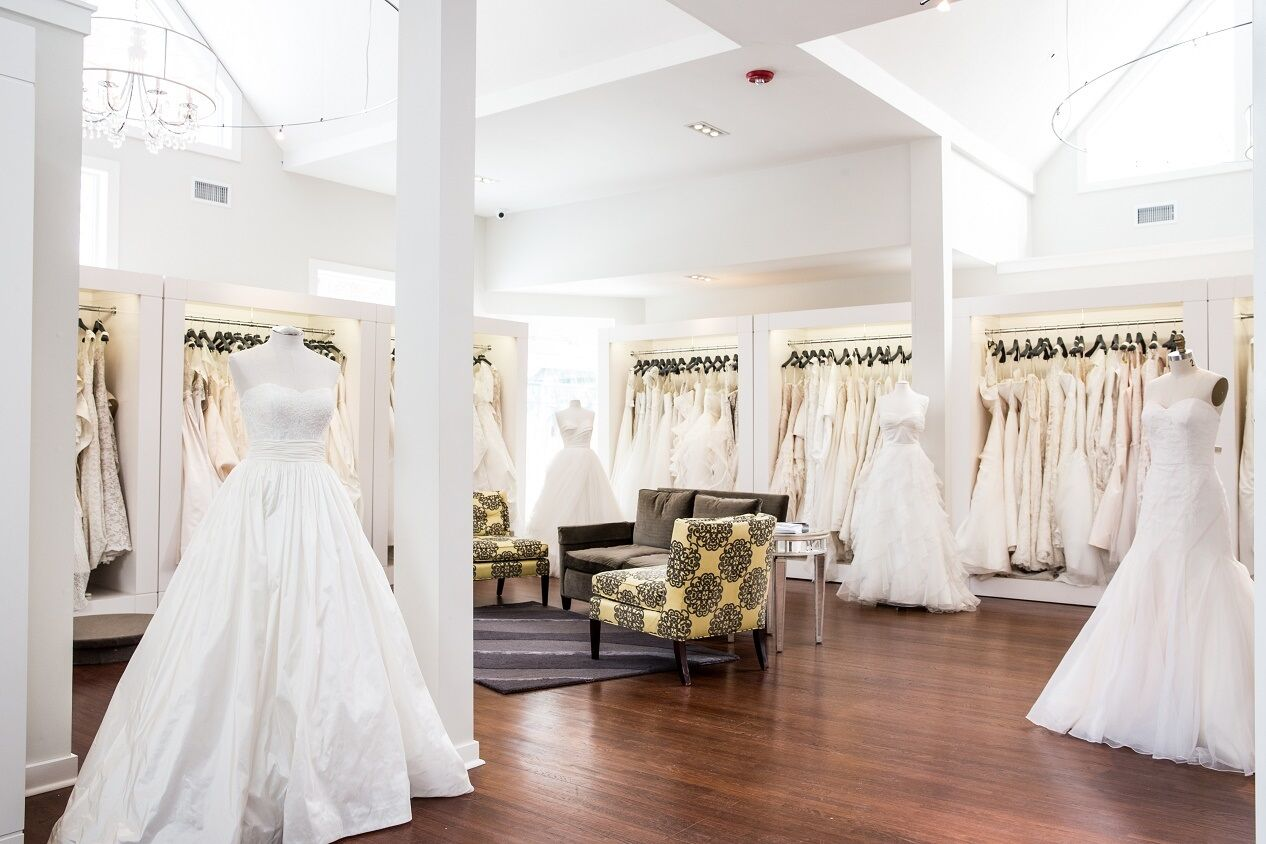 Elizabeth Johns Bridal Salons Morristown Nj