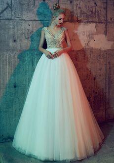 Calla Blanche 18101 Olivia Ball Gown Wedding Dress