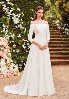 Sincerity Bridal 44157 A-Line Wedding Dress