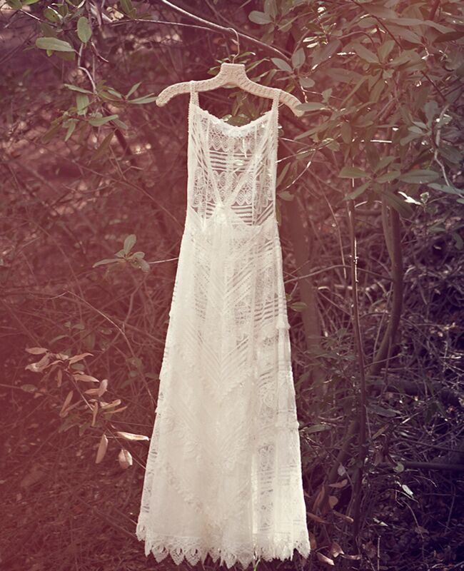Free People Wedding Dress The Knot Blog