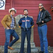 Austin, TX Country Band | The Western Express