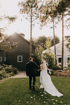 Rustic Photos at Hidden Pond in Kennebunkport, Maine