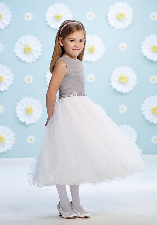 cc8d86cb5 Joan Calabrese by Mon Cheri 116391 Flower Girl Dress | The Knot