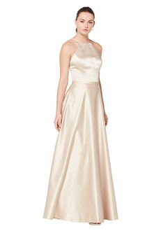 Bill Levkoff 1614 Square Bridesmaid Dress