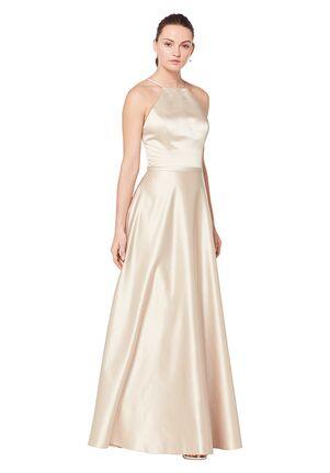 Bill Levkoff 1614 Square Bridesmaid Dress