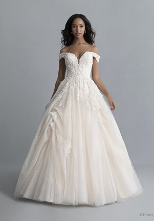 Disney Fairytale Weddings Platinum Collection DP252Belle Wedding Dress