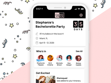 Bachelorette party apps to download for group travel the best