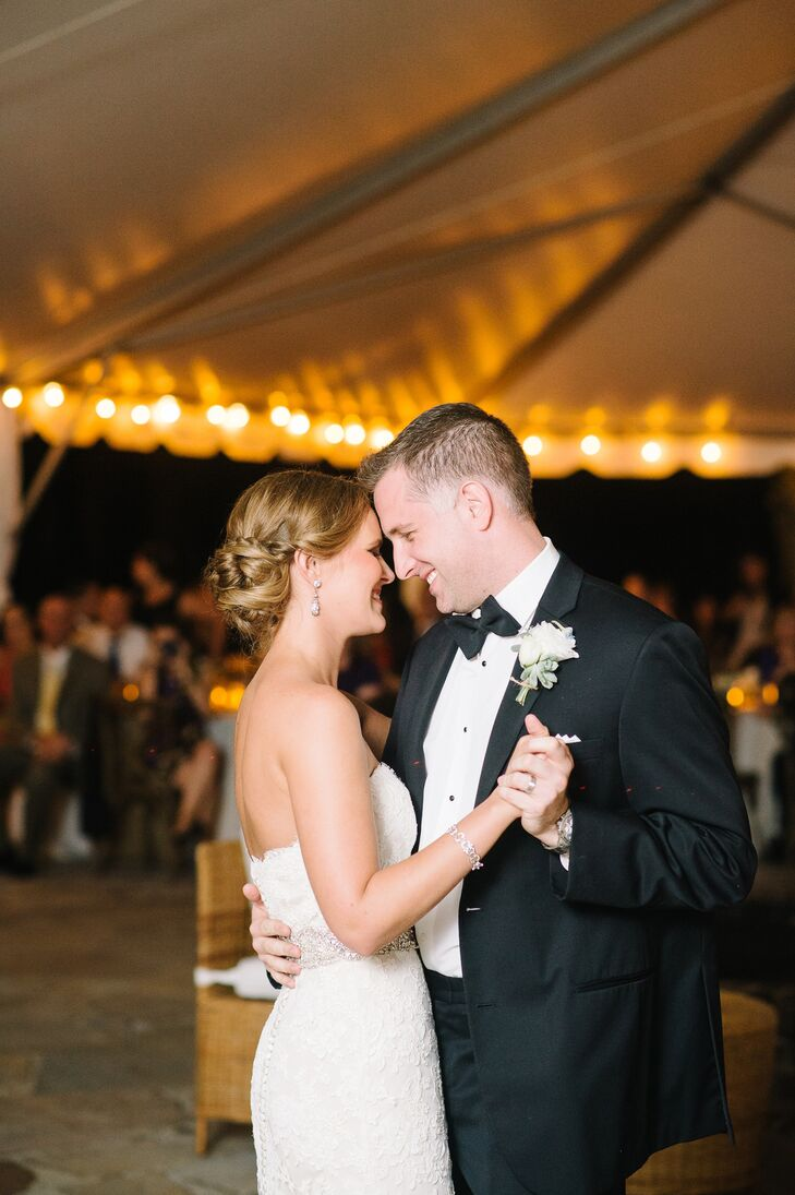 Legare Waring House Tented Reception