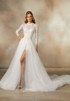 Morilee by Madeline Gardner Poesy Ball Gown Wedding Dress