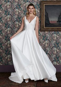 Justin Alexander Signature Coleman Ball Gown Wedding Dress