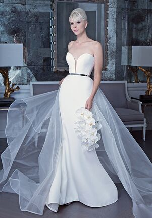 Romona Keveza Collection RK9501+RK8400SKT Wedding Dress