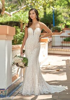 Jasmine Couture T212007 Mermaid Wedding Dress