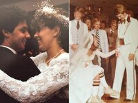 See Photos of The Knot Editors' Moms on Their Wedding Days