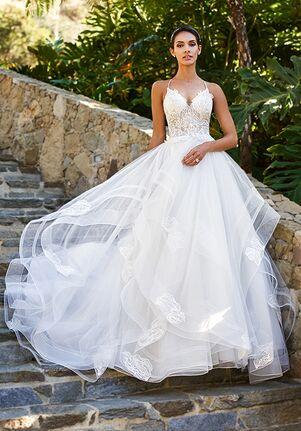 Moonlight Collection J6581A A-Line Wedding Dress