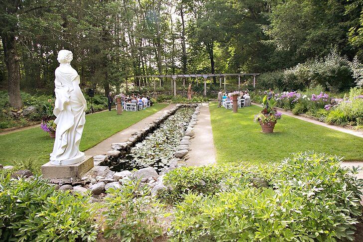 Italian Garden Wedding