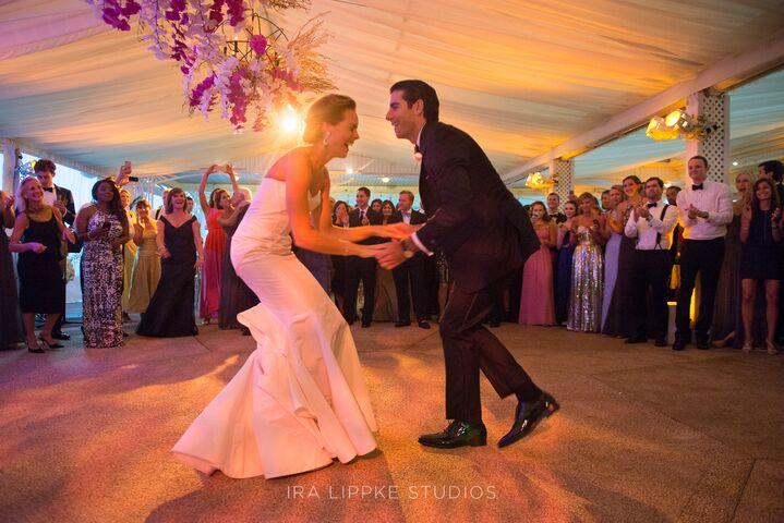 THE WEDDING DANCE PROS