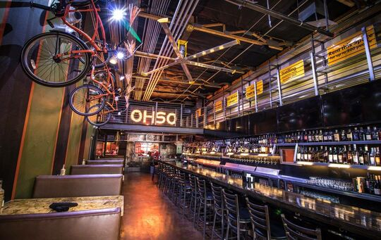 OHSO Brewery+Distillery (Scottsdale) - Full Buyout - Brewery - Scottsdale, AZ
