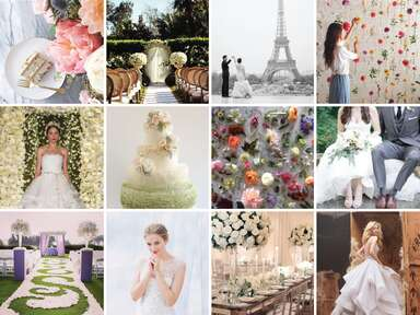 Best Instagram wedding inspiration