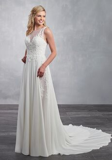 Mary's Bridal MB2053 A-Line Wedding Dress