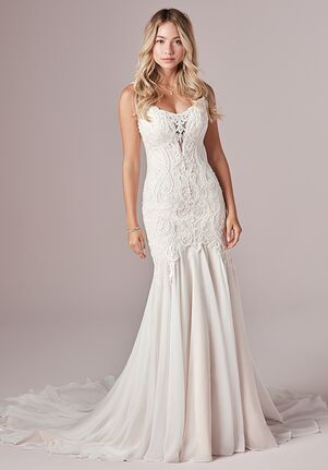 Rebecca Ingram CORRINE Mermaid Wedding Dress