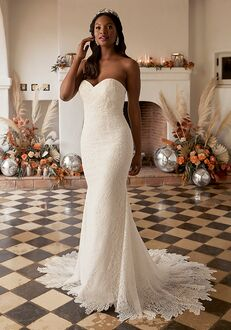 Beloved by Casablanca Bridal BL346 Asher Mermaid Wedding Dress
