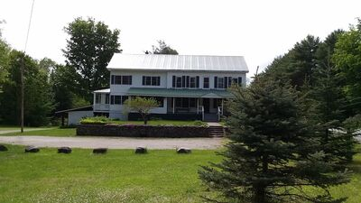 The Historic Ramblewood Ballroom and Vintage Inn