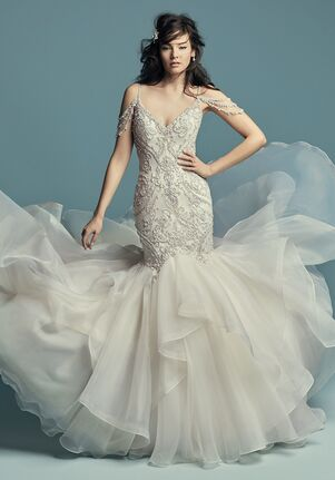 Maggie Sottero Brinkley Mermaid Wedding Dress