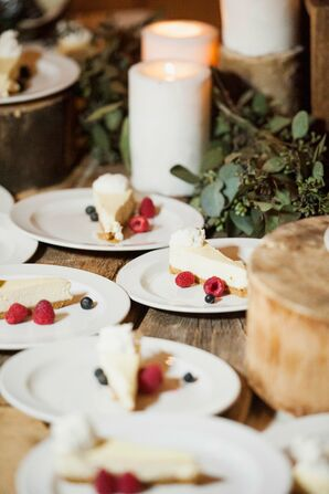 Mountain Wedding Cakes Desserts