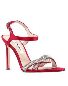 Nina Bridal Davia Red Shoe