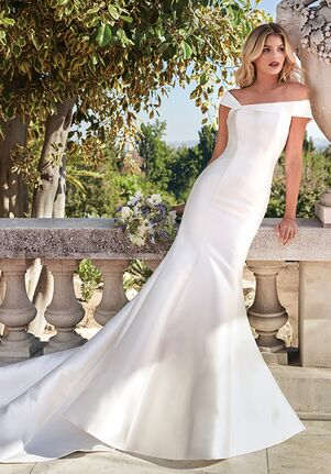 Jasmine Bridal F221002 Mermaid Wedding Dress