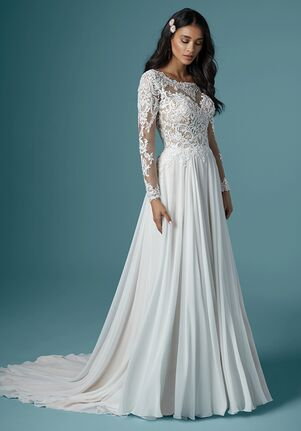 Maggie Sottero MADILYN A-Line Wedding Dress