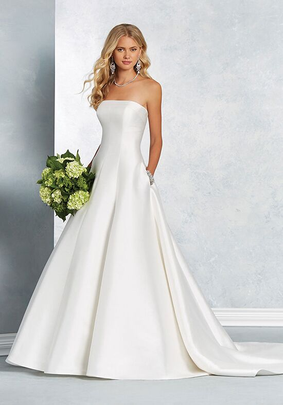 Alfred angelo signature bridal collection 2622 wedding for Wedding registry the knot