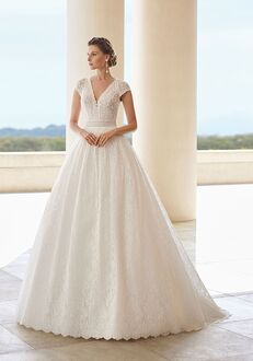 Rosa Clara Couture SACHA Ball Gown Wedding Dress