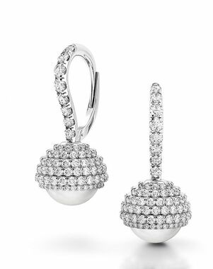 Danhov Fine Jewelry Trenta-TRH101 Wedding Earring photo